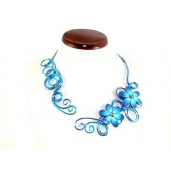 Collar flor Faustine